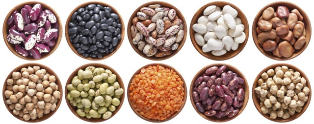 Consume pulses for greater vitality